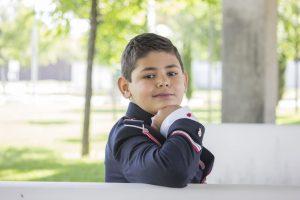 Comunión Hector Casas Gonzalez - Adrian Sediles Embi