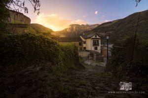 Atardecer en Torla (Huesca) - Adrian Sediles Embi