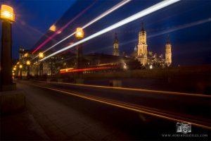 Basilica del Pilar en Zaragoza - Adrian Sediles Embi