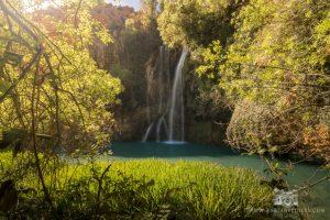 Cascada La Requijada (Monasterio de Piedra) - Adrian Sediles Emb