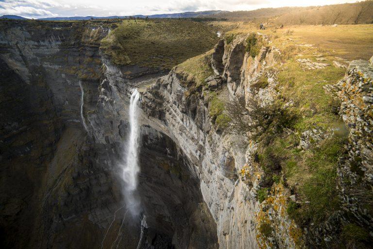 Salto del río Nervión - Adrian Sediles Embi
