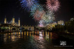 Fiestas del Pilar en Zaragoza - Adrian Sediles Embi