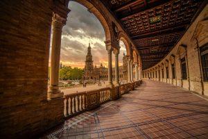 Plaza de España en Sevilla - Adrian Sediles Embi