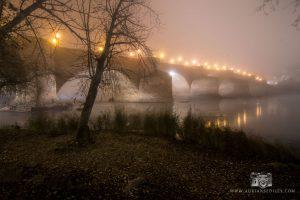 Niebla en Zaragoza - Adrian Sediles Embi