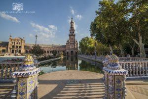 Plaza España Sevilla - Adrian Sediles Embi