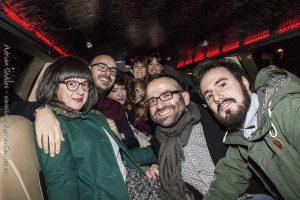 XV premios de la musica aragonesa con TOTOCI