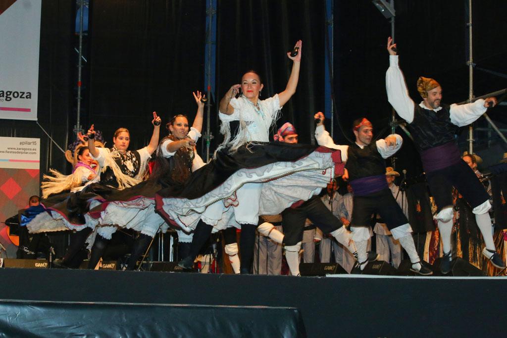 Agrupación Folklórica Danzar- Adrian Sediles Embi