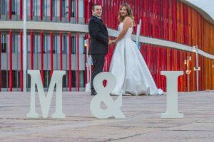 Boda Ivan Alexis y Malinka ivanova - Adrián Sediles Embi