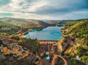 Embalse de las Torcas en Tosos (Aragón) - Adrian Sediles Embi