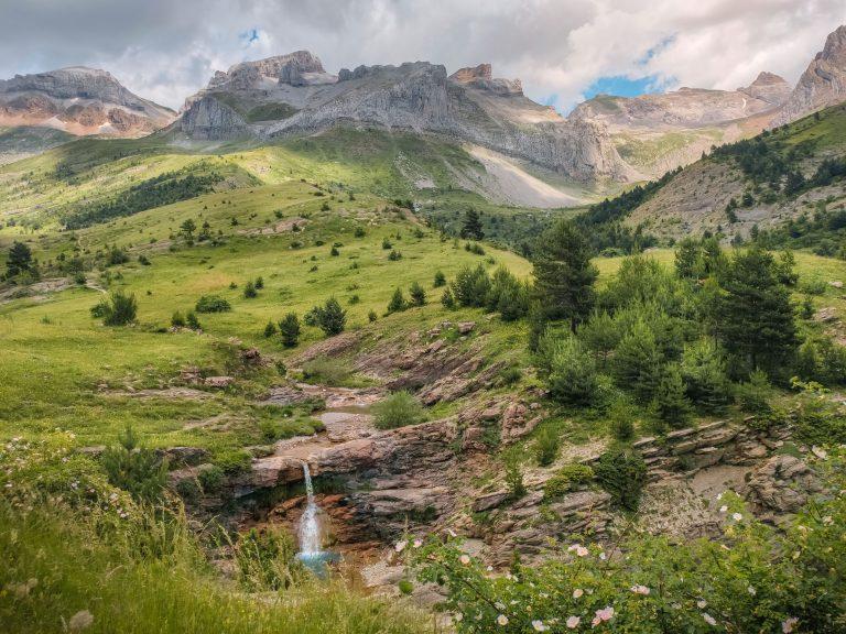 Barranco de Igüer en el Valle de Aisa- Adrian Sediles Embi